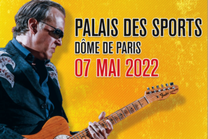 JOE BONAMASSA concert Paris