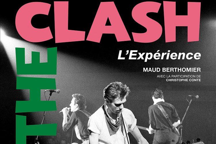 livre The Clash