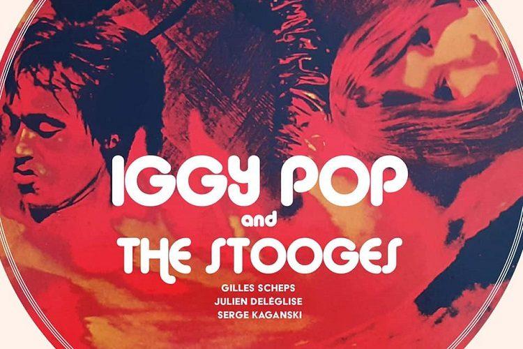 livre Iggy pop & The Stooge