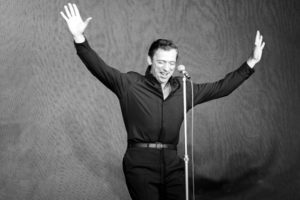 Yves Montand. (Photo by PICOT/Gamma-Rapho via Getty Images)